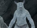 Ледяной великан (Dawnguard)