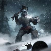 Frost Giant card art