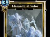 Llamada al valor (Legends)
