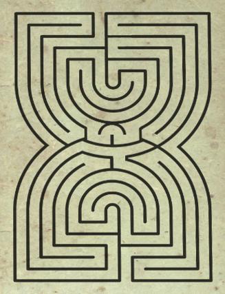 Niewielki labirynt – wielka mapa (Skyrim)