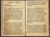 Nirncrux: A Study
