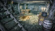 Дом Филньяра - подвал