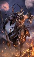 Frenzied Witchman card art
