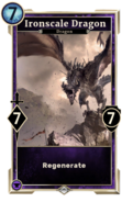 Ironscale Dragon DWD