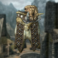 Scaled Horn Armor