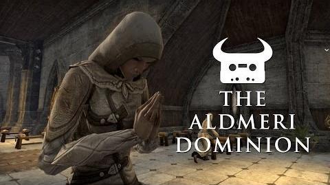 THE ALDMERI DOMINION Dan Bull - The Elder Scrolls Online pt. III
