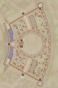 Карта Арены