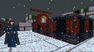 Arena - Snowhawk - The Haunted Mug