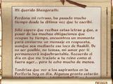 Carta a Sheogorath