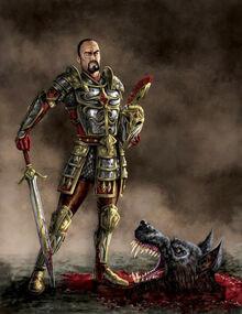 Emperor Reman Cyrodiil II