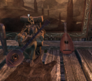 The Wandering Minstrel