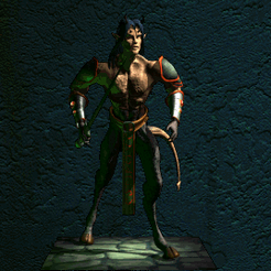 Даэдра-граф (Battlespire)