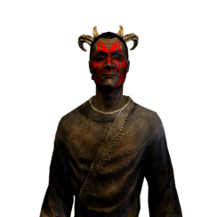 Дремора-торговец