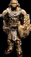 Костяная броня стражника (м)