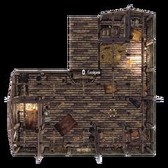 Рифтен — Склад (план)