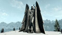 Статуя Меридии Statue to Meridia 003