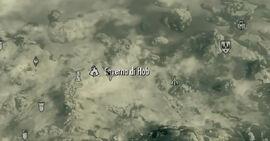 Caverna di Hob - Mappa