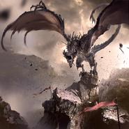 Ironscale Dragon card art