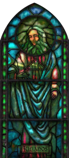 Julianos Stained Glass