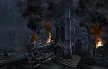 The Battle for Castle Kvatch Chapel
