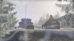 Лесопилка форта Уорден