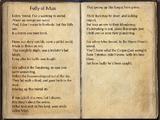 Folly of Man