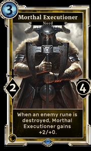 New Morthal Executioner (Legends)
