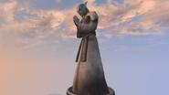 St. Delyn Statue - Morrowind