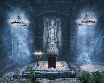 Храм Призывателей Ночи, изображение Вермины