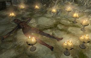 Astrid moribunda