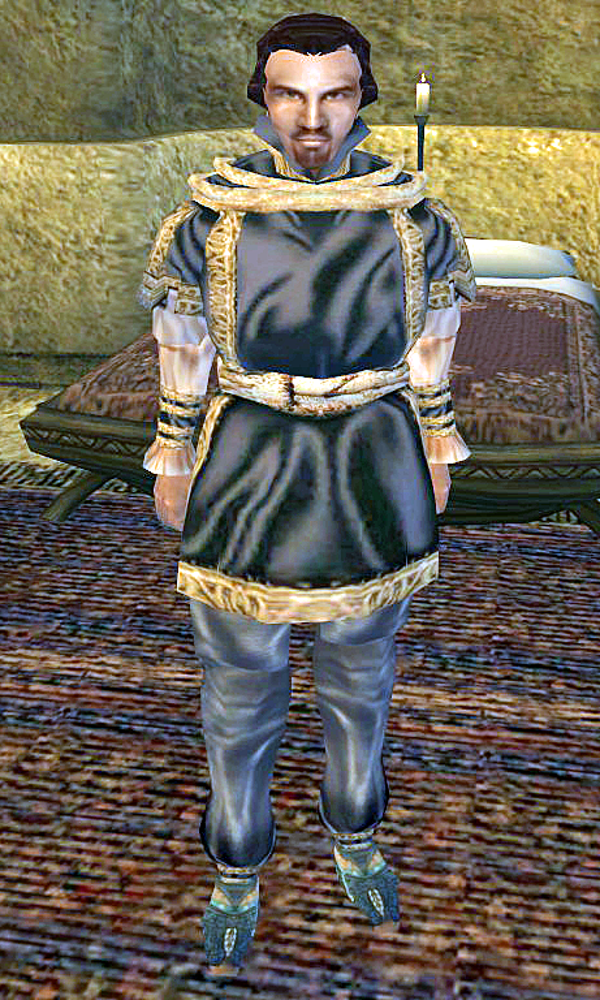 Me for Morrowind strip