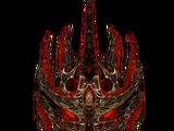 Daedric Helmet (Oblivion)