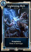 Lightning Bolt DWD