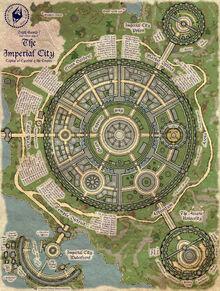 Mappa Città Imperiale