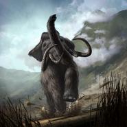 Stonehill Mammoth card art