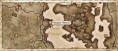 Таверна Ваунет. Карта