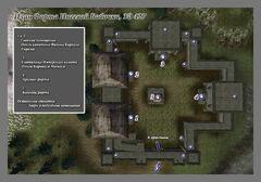 Форт Инеевой Бабочки (Bloodmoon) - общий план