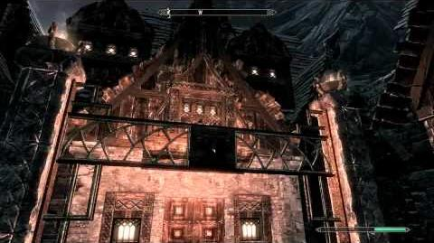 Elder Scrolls V Skyrim, Windhelm House!