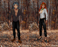 Wood Elf (Arena)