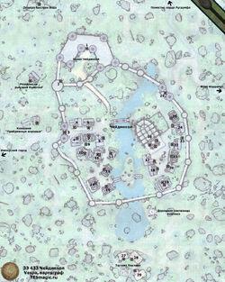 Карта Чейдихола