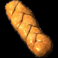 Плетеный хлеб