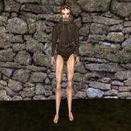 Простая рубашка (Morrowind) 25 (жен)