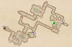 Форт Аурус. План