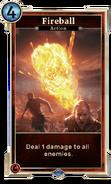 Fireball (Legends) DWD