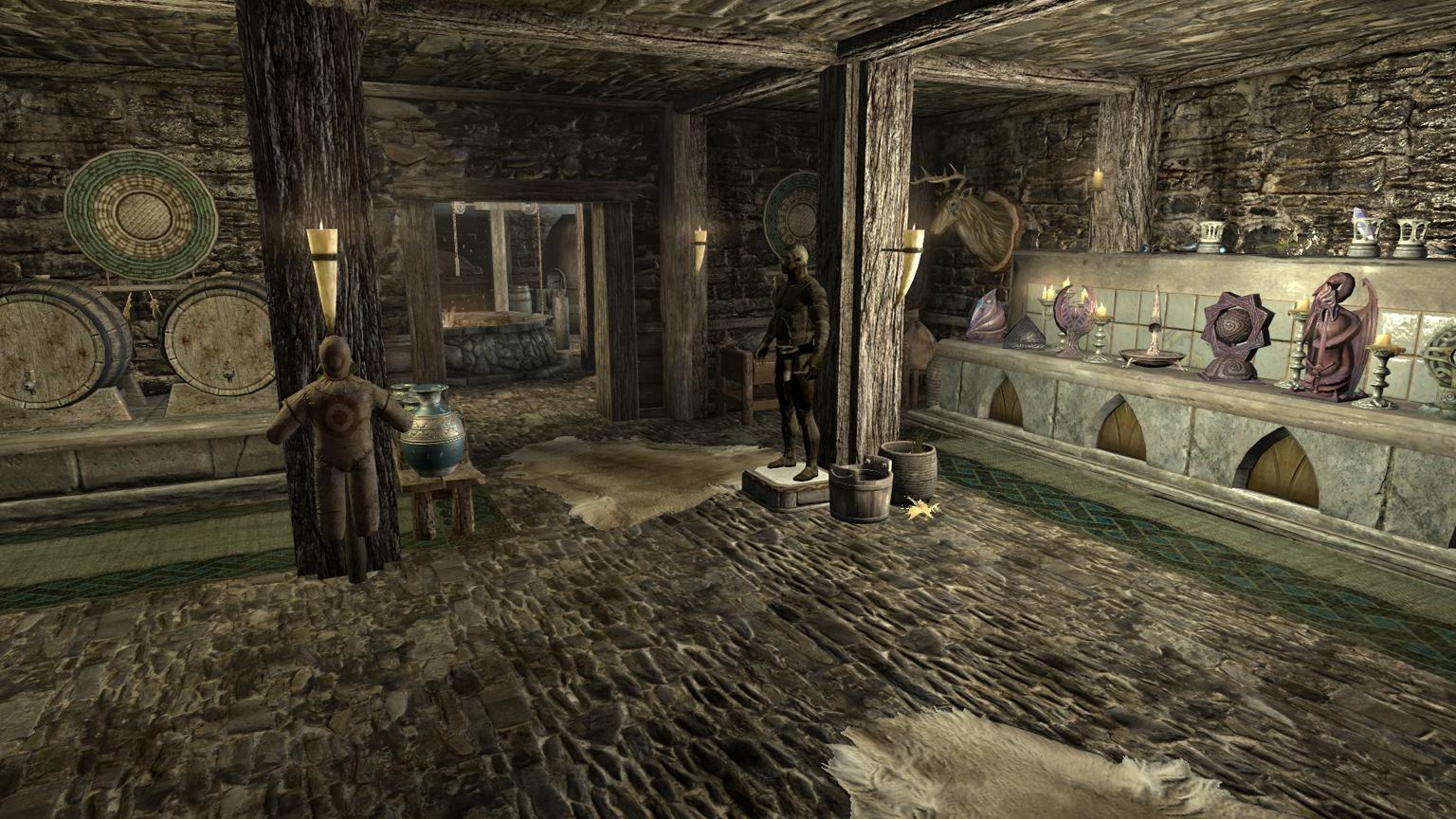 Hearthfire Cellar & Cellar | Elder Scrolls | FANDOM powered by Wikia