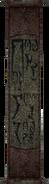 Баннер на мосту в Вивеке