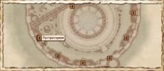 Лустраториум. Карта