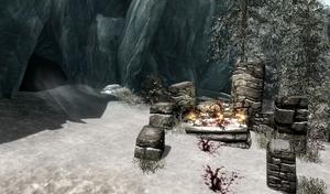 Altar of Thrond (Dragonborn)