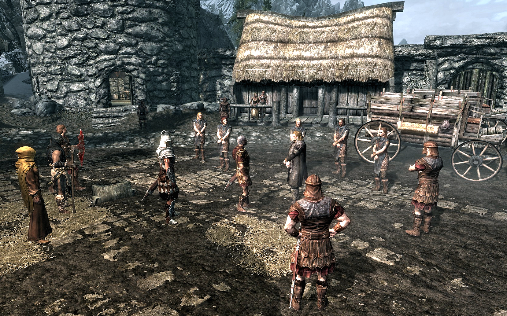 Characters (Skyrim) | Elder Scrolls | Fandom