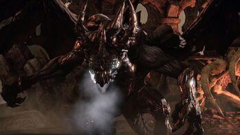 Daedric Titan Online Elder Scrolls Fandom Powered By Wikia
